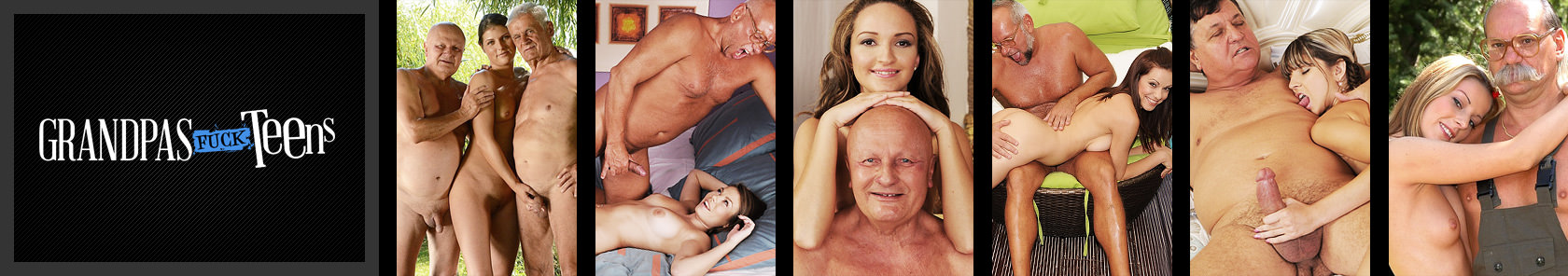 Grandpas fuck Teens on 21 Sextreme Network