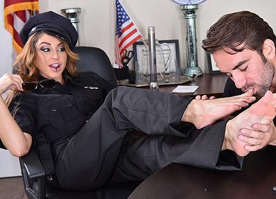 Officer Kinky!