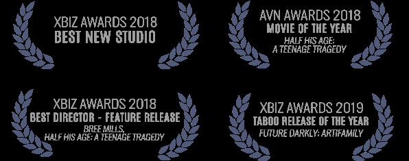 Multiple awards winner
